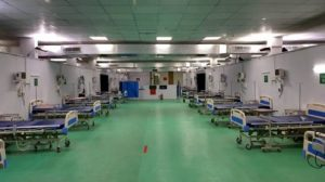 DRDO developed 500-bed COVID hospital in Srinagar, becomes operational