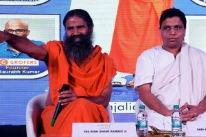 Govt allows income tax exemption for Patanjali Research Foundation Trust