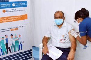 ONGC organising Vaccination camp across India