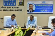 Additional Secretary, Ministry of Power reviews Coal Mining Projects