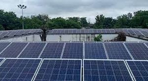 ECL commissioned a 250 kWp grid-connected rooftop solar project