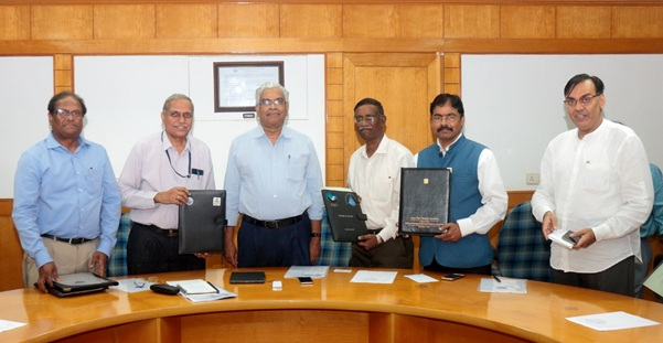 NRDC transferred & commercialised NIOT developed technologies to ECO Buildcorp