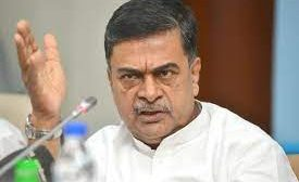 R. K Singh chaired meet on action plan