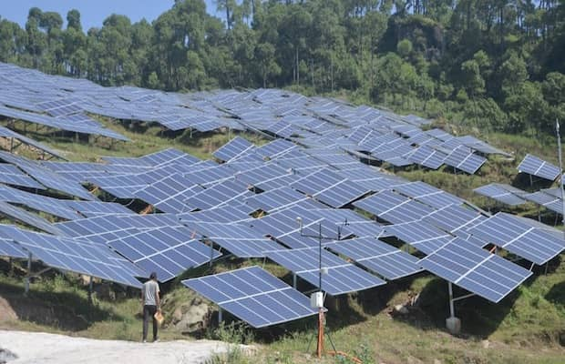 Solar Power As CSR Lights Up Temple In Sri Lanka Now